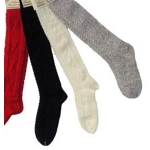 traditional costume socks, loferl